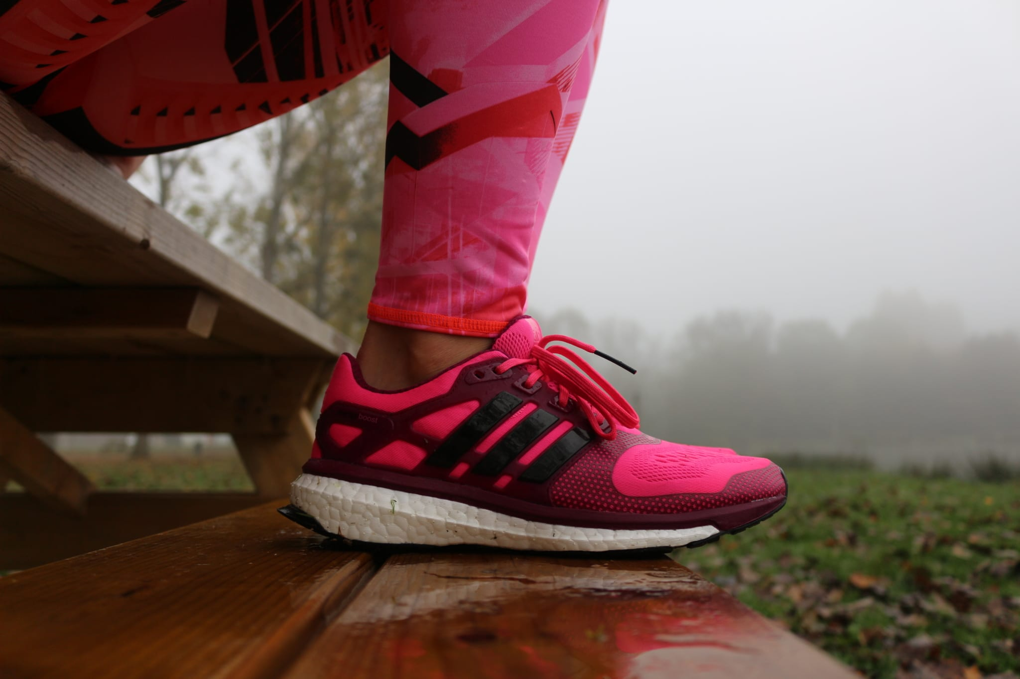 Jolie Foulée TEST : ADIDAS ENERGY BOOST 2