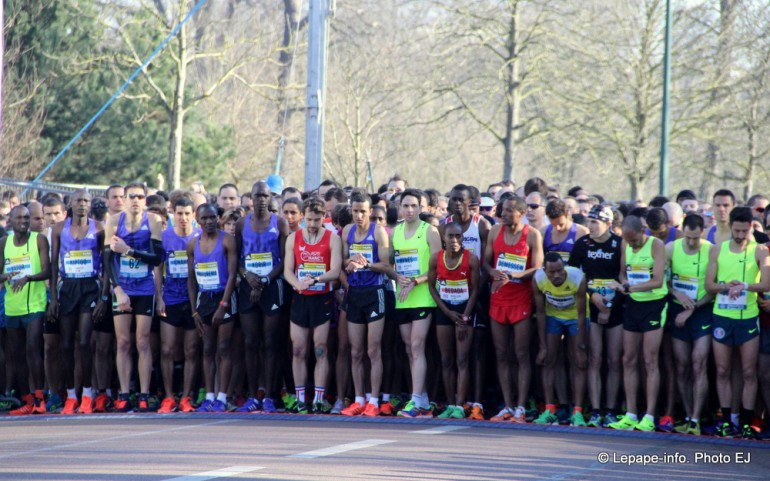 SEMI MARATHON PARIS 2015