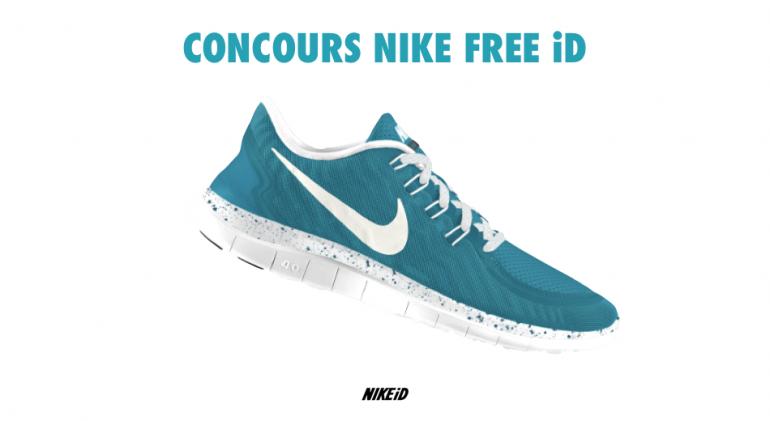 Concours Jolie Foulée x Nike Free iD
