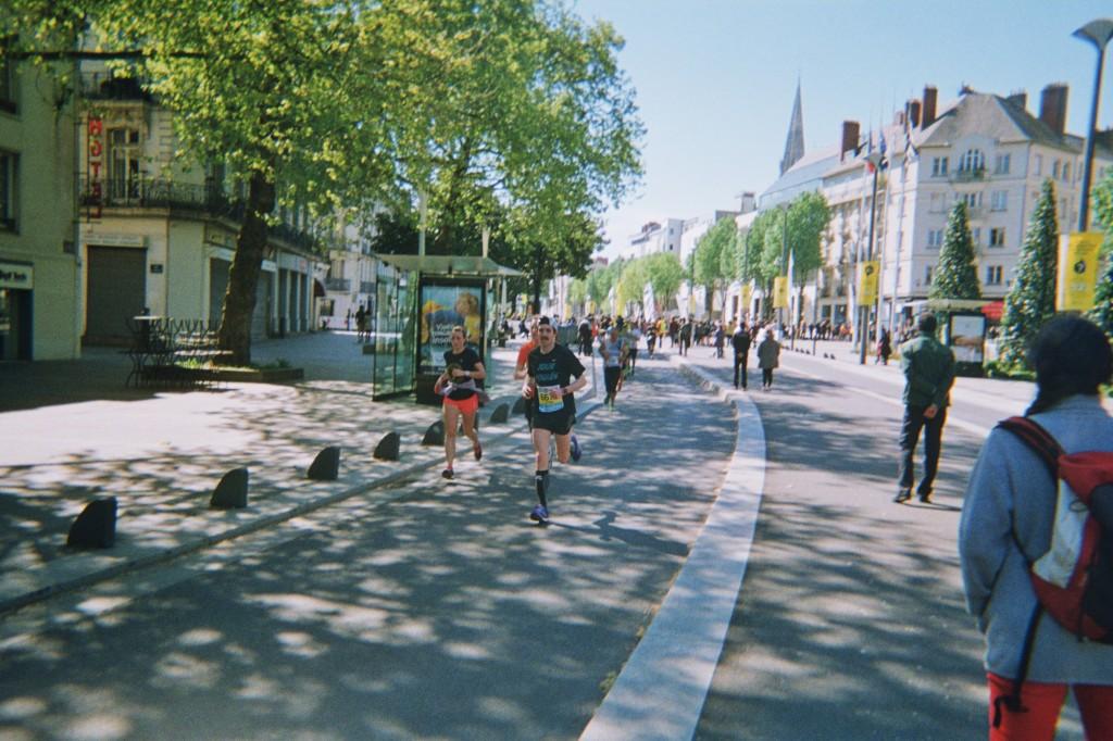 Marathon Nantes 2015