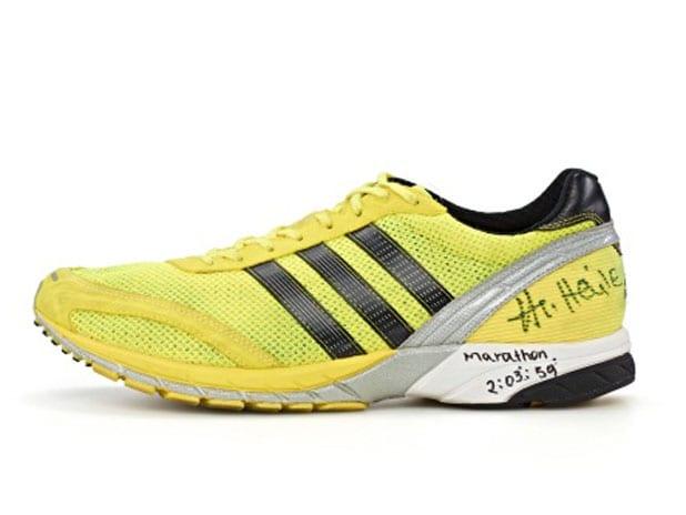 Adidas adios Haile Gebreselassie 2:03:59 MARATHON BERLIN
