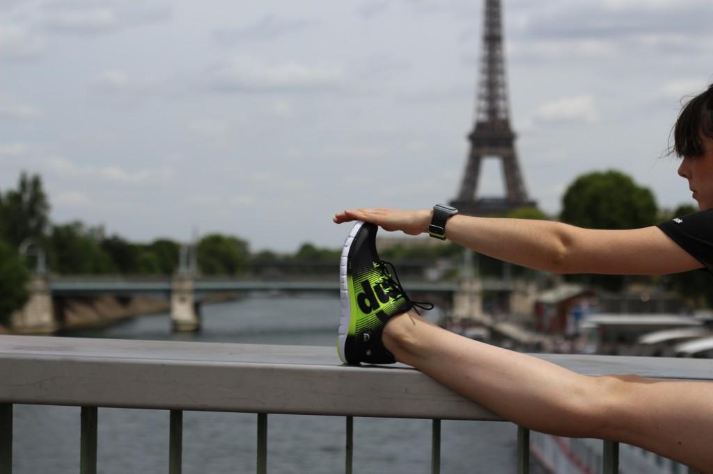 Jolie Foulee x La parisienne x Reebok 2