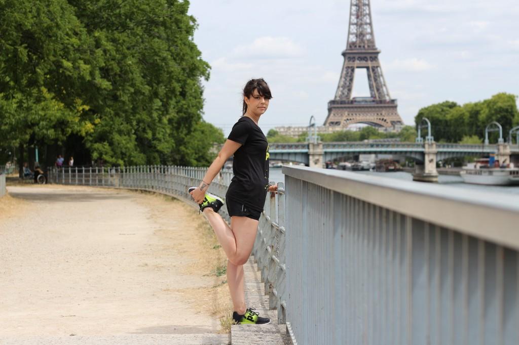 Jolie Foulee x La parisienne x Reebok 4