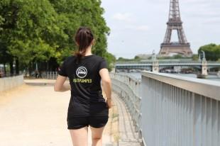 Jolie Foulee x La parisienne x Reebok 5