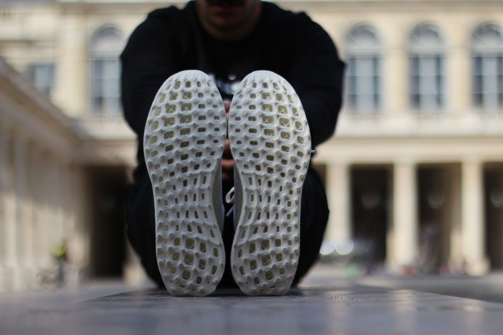 Adidas Running FutureCraft3D printer imprimante