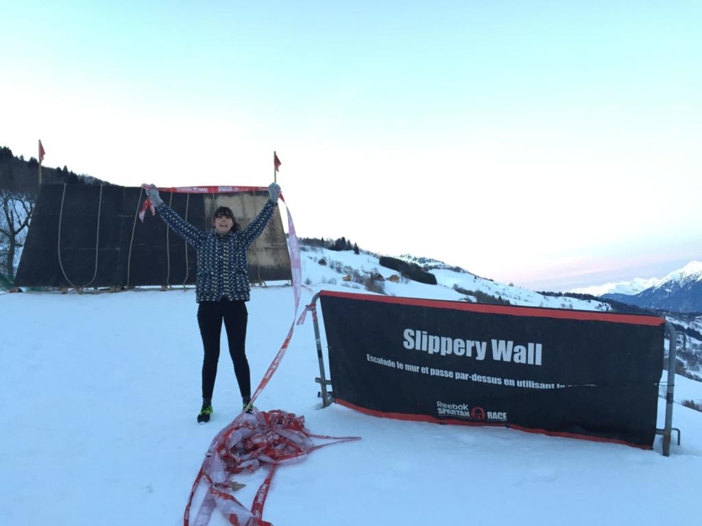 Reebok Winter Spartan Race