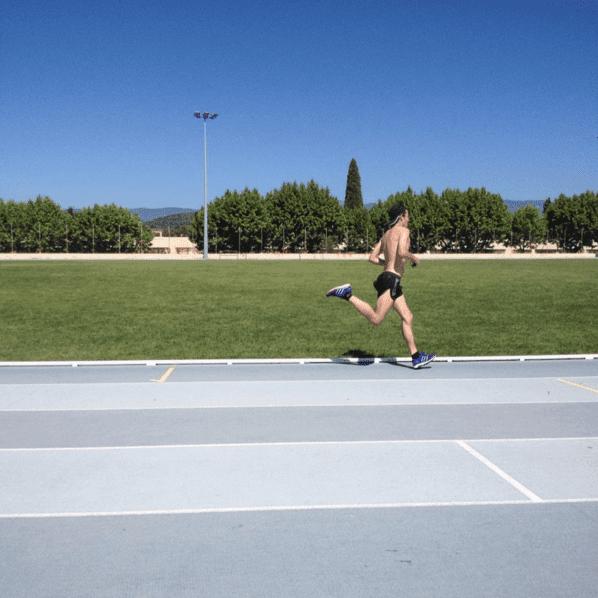 Lionel prépa marathon