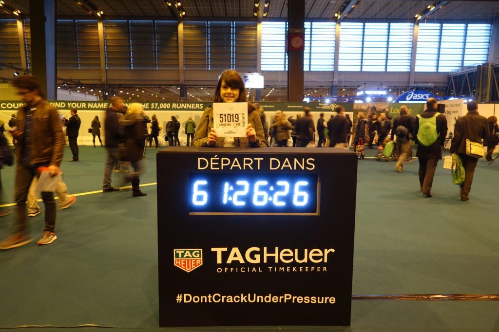 prépa marathon de Paris