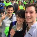 Marathon de Paris Finishers 1