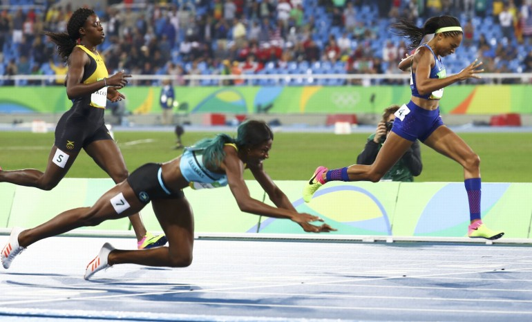 Athletics - Women's 400m Final