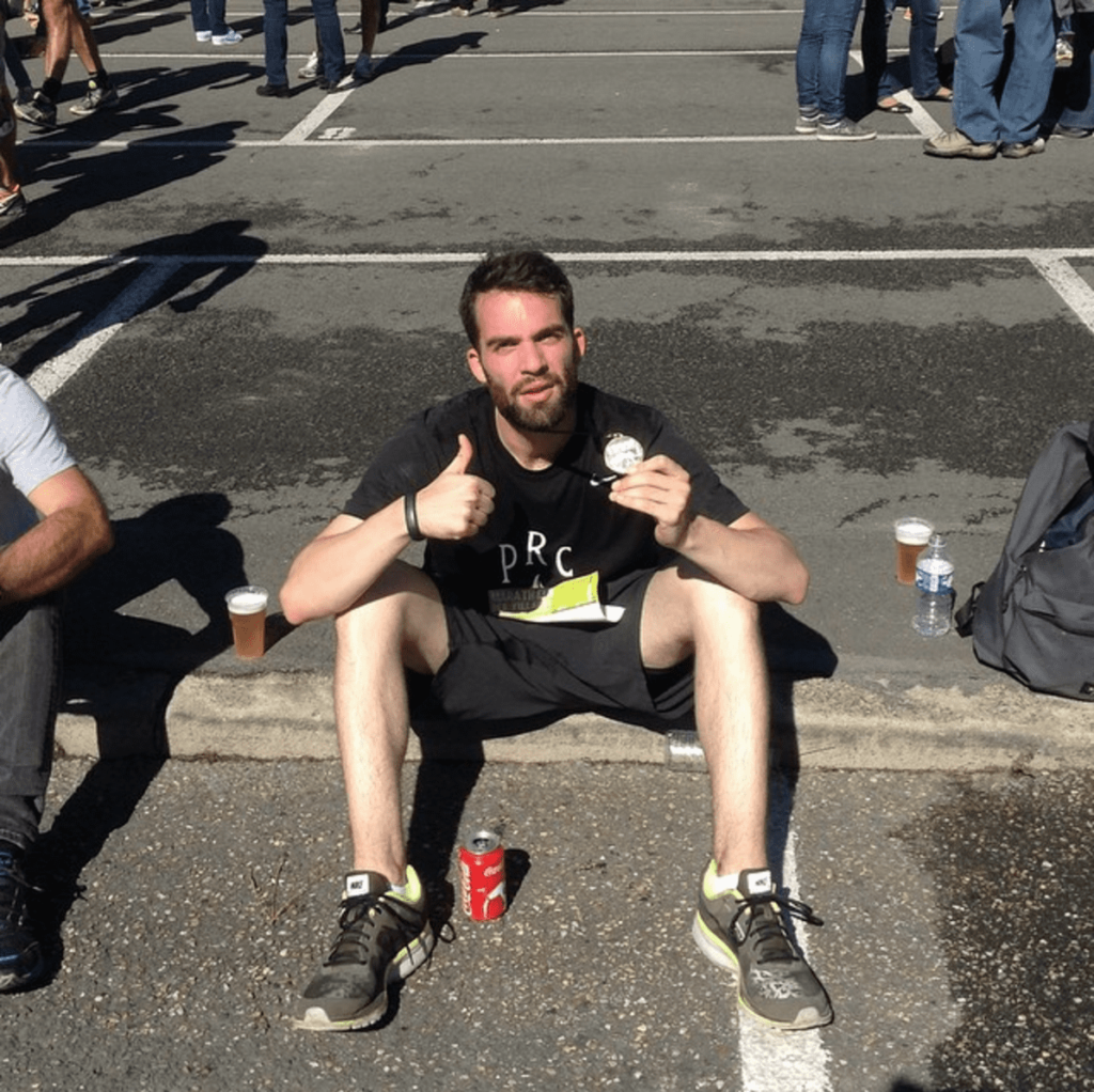 prepa marathon