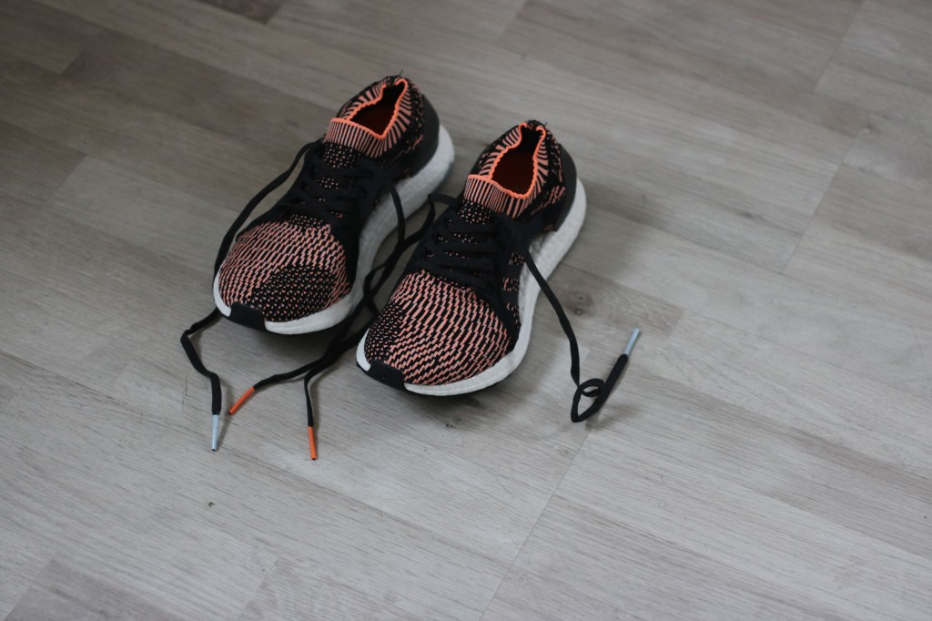 test ultra boost x Couleur Core Black/Easy Blue/Glow Orange (BA8278) ultraboost