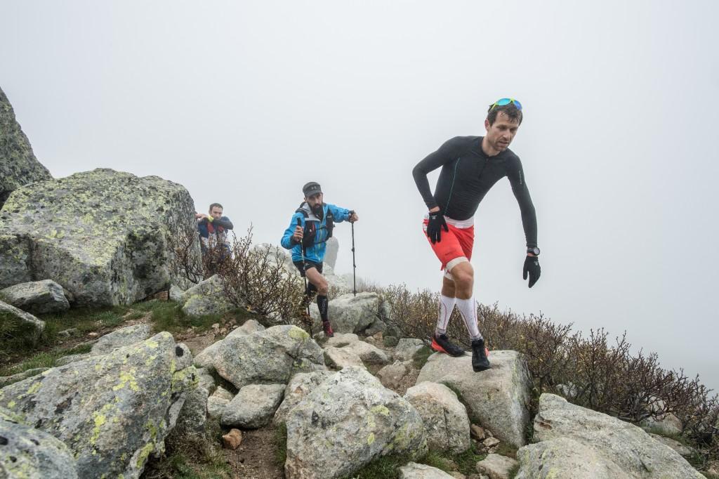 World Record on GR20, Corsica, France, June 3 2016