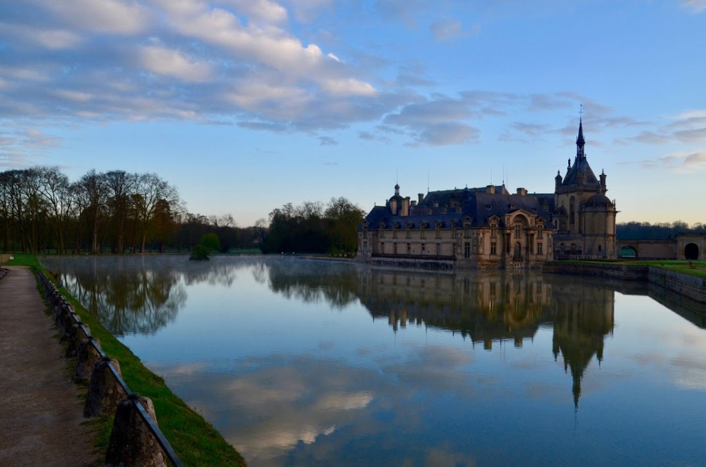 marathon chateau chantilly