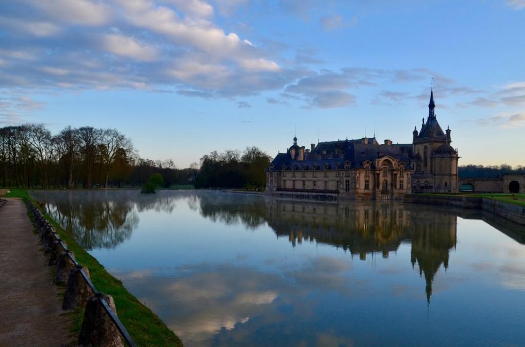 marathon chateau chantilly