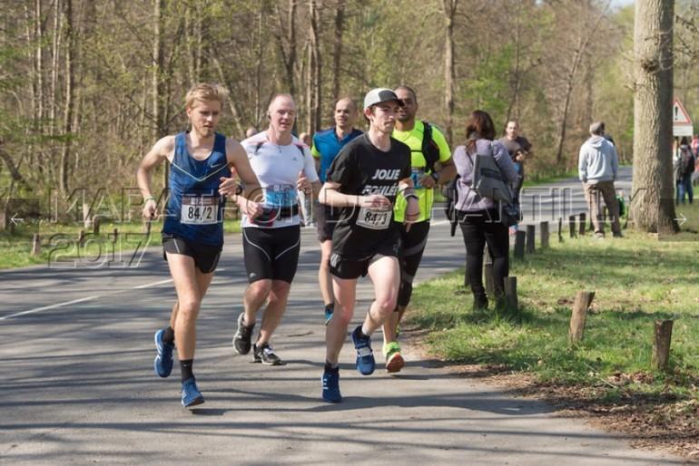marathon de chantilly