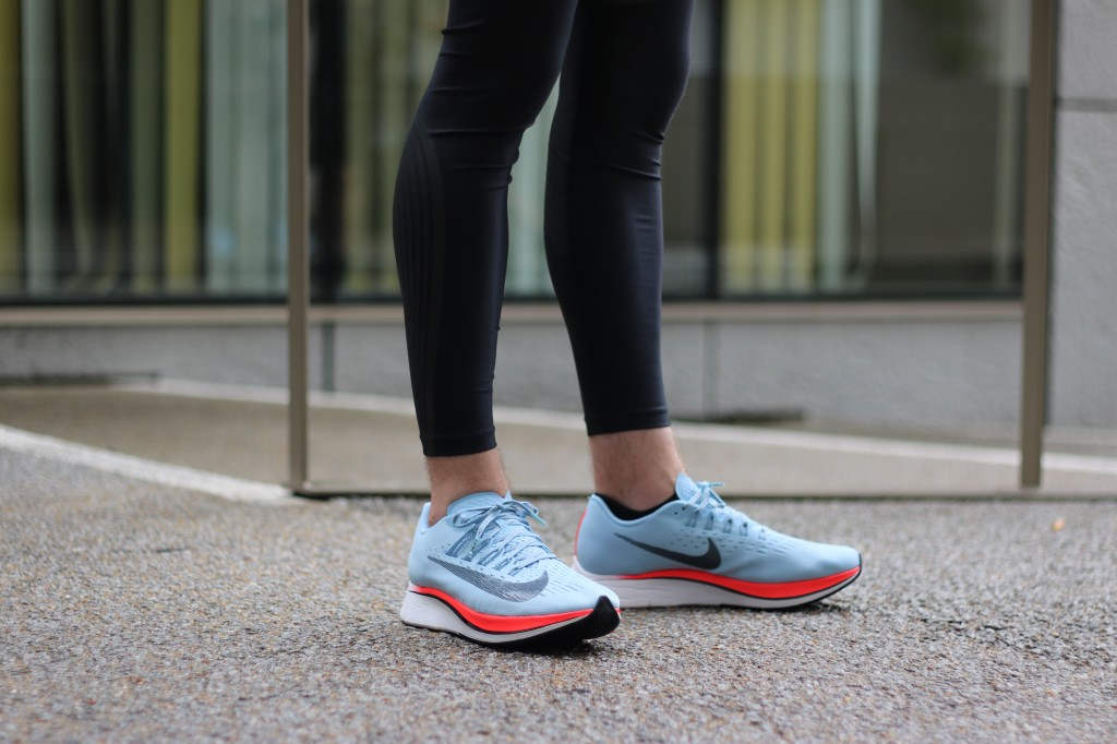 TEST NIKE RUNNING ZOOM FLY, LA CHAUSSURE QUI COURT VITE