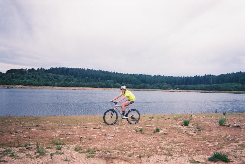 Lac du saut de vezoles