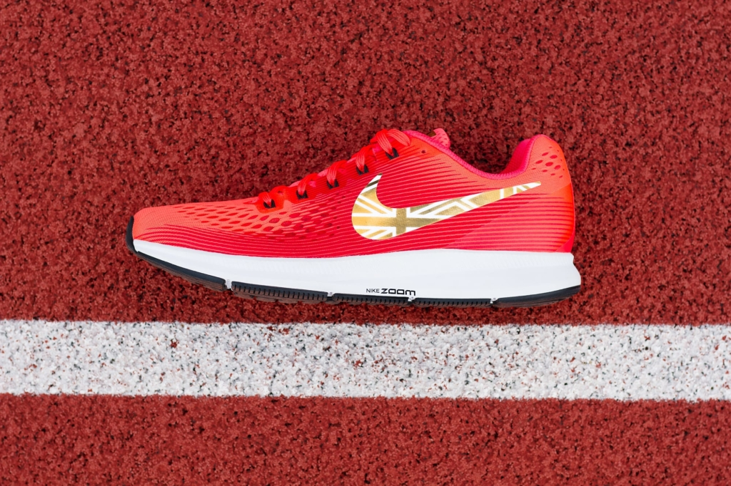 NIKE AIR ZOOM PEGASUS 34 MO FARAH LONDON World Athletics Championships 2017