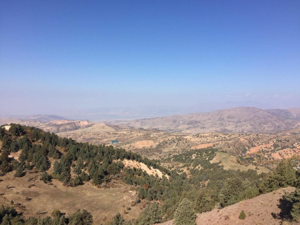 Trail Uzbekistan