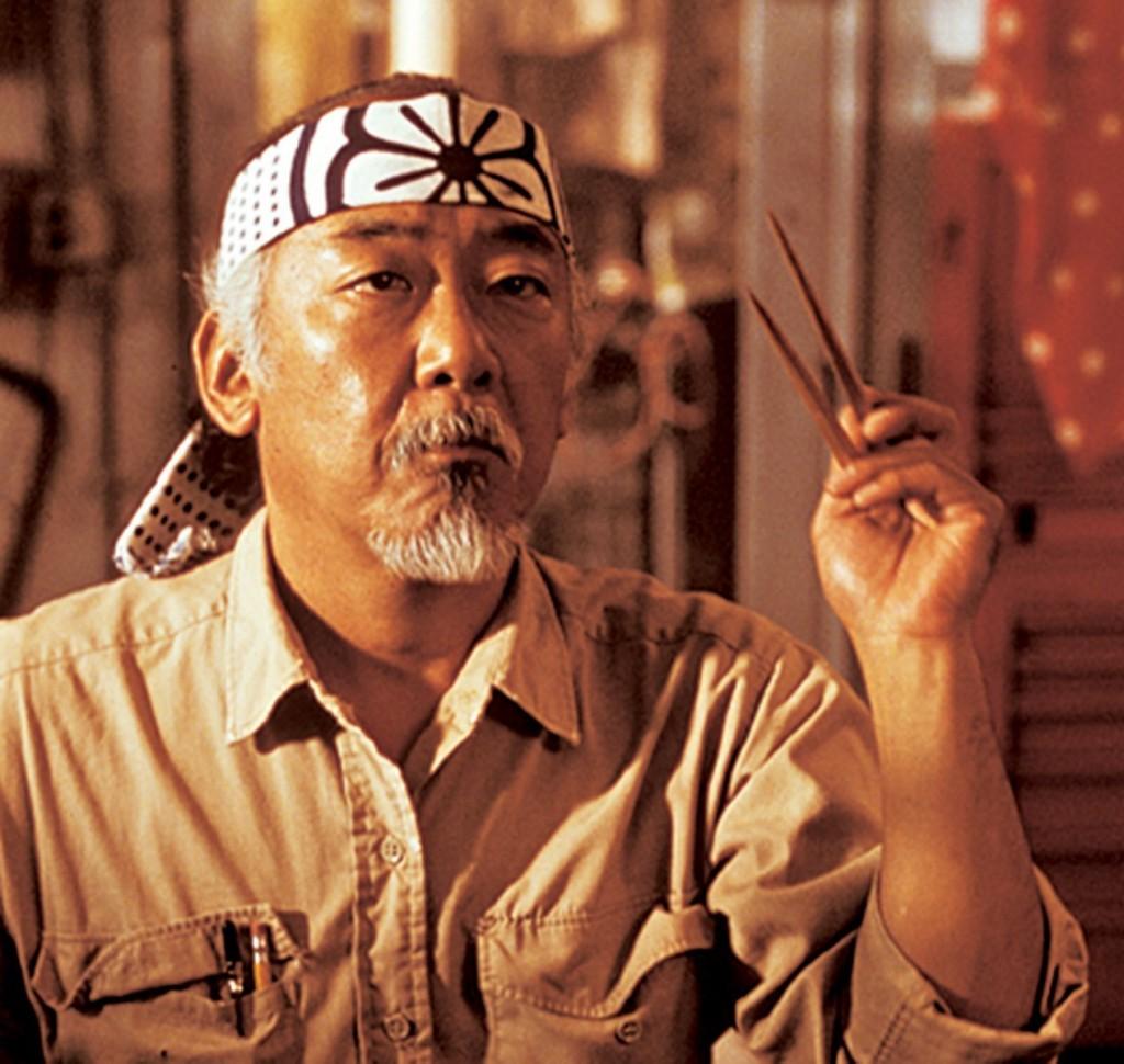 Maitre Miyagi