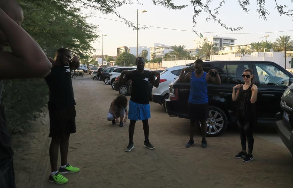 Dakar Running Club