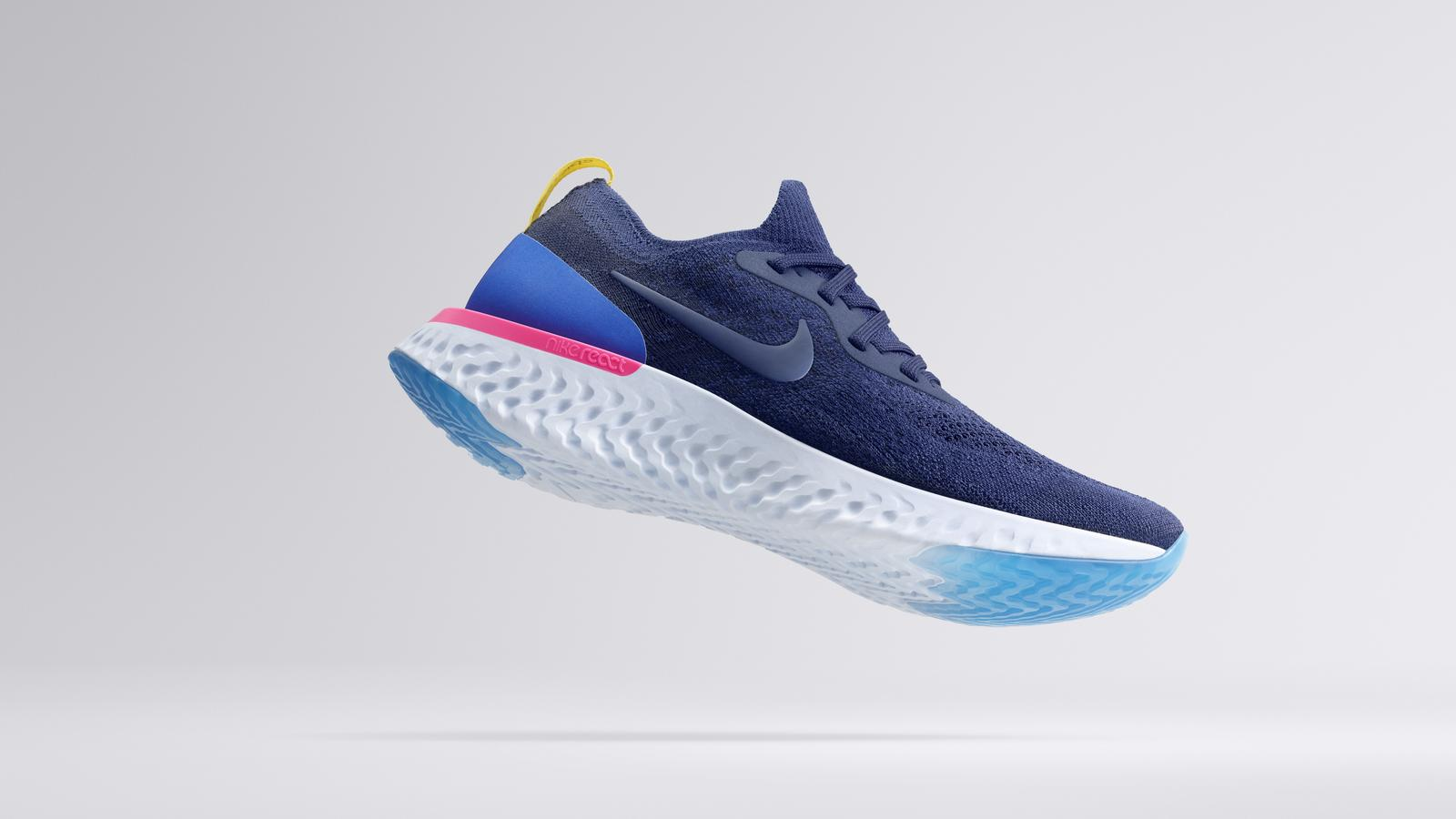 size 40 db5f7 23616 Foulée L eponge Jolie React Epic Nike Flyknit Running Du fddAgHxwq