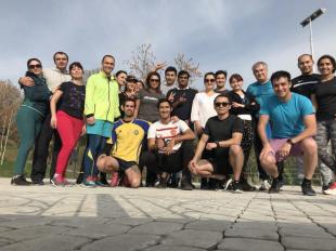 Tashkent Runners