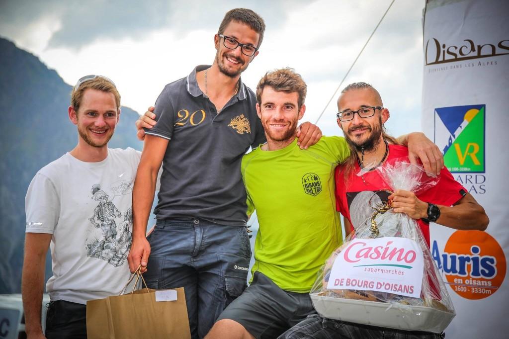 Oisans Trail Tour 2017