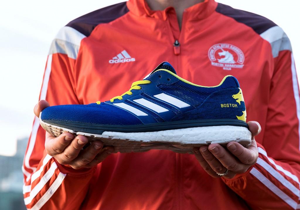 3 paires de running à pleurer à votre pote qui va taper le marathon de Boston. Adidas running adizero boston boost / Altra Running Escalante / Saucony Kinvara
