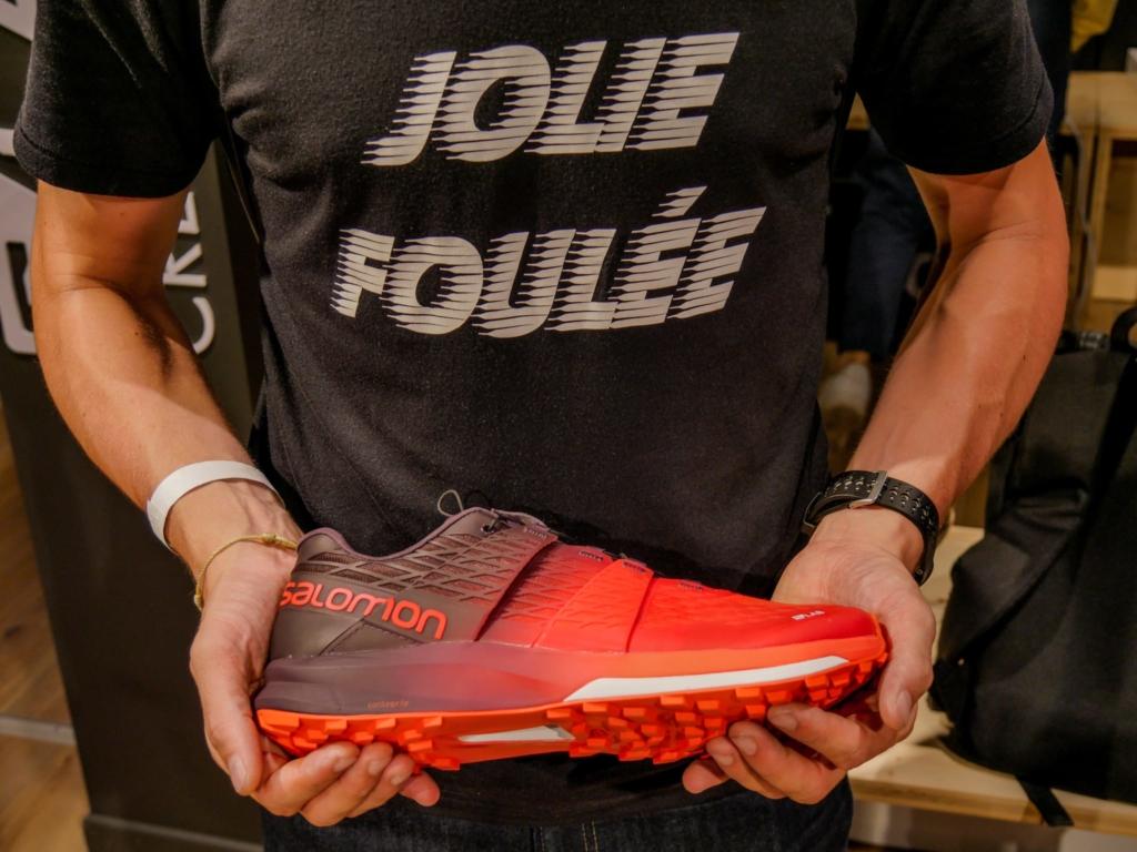 Jolie Foulée