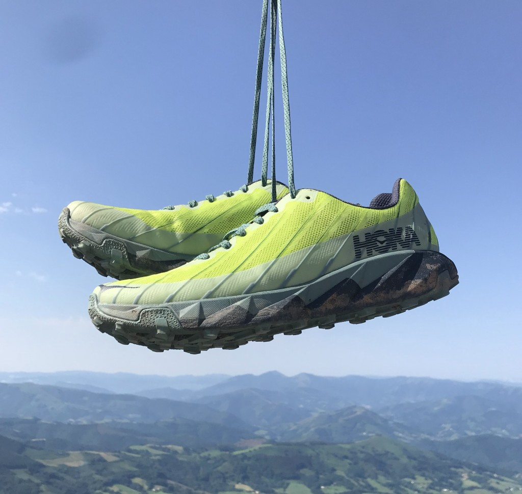 TEST HOKA TORRENT