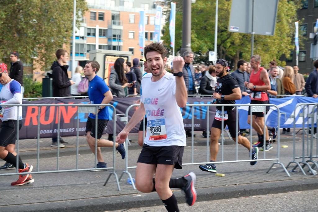 marathon d'amsterdam 2018 - Kalchogue