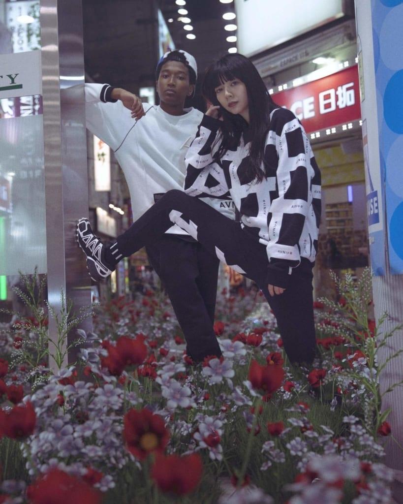 avnier salomon speed cross 4 orelsan tokyo harajuku