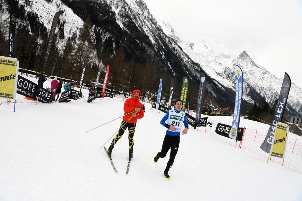 Run & Skate de Chamonix Mont-Blanc