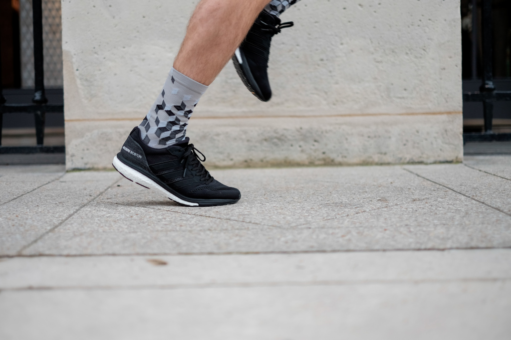 TEST ADIDAS ADIZERO BOSTON BOOST 7