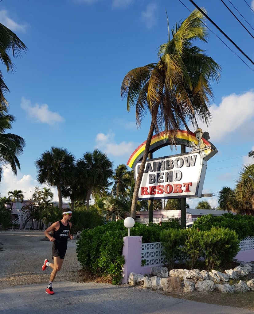 Marathon Floride USA jolie foulée