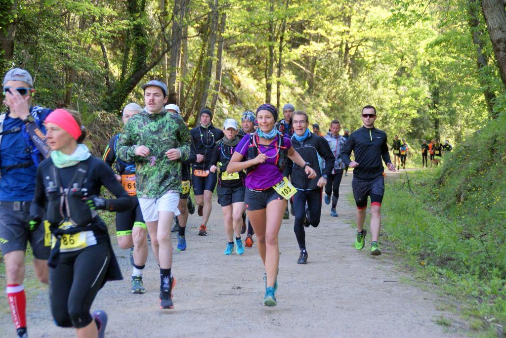Trail du Somail