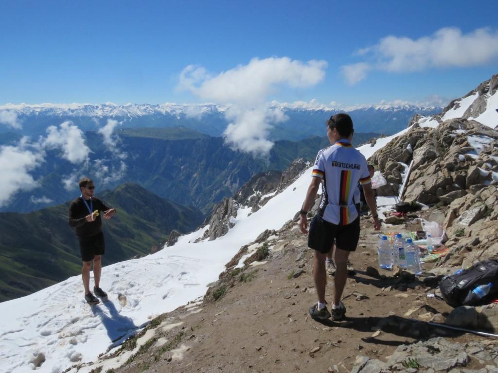 Trail du Grand Chimgan