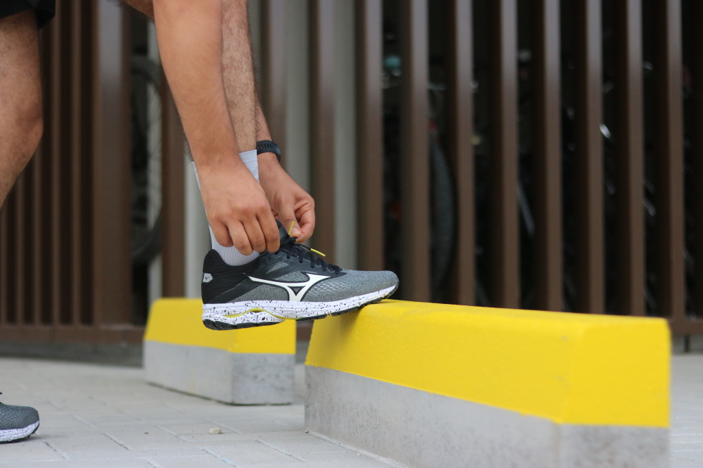 TEST MIZUNO WAVE RIDER 23