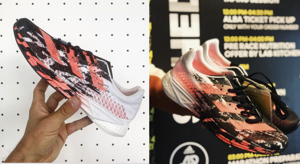 adidas running adizero pro boost lightstrike adios