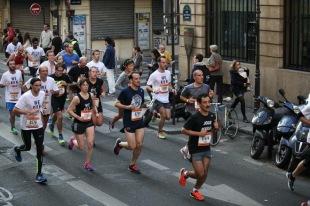 CONCOURS BRIDGESTONE 10KM PARIS CENTRE