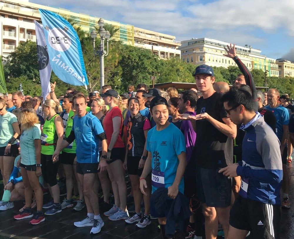 Nice Cannes Marathon Salomon