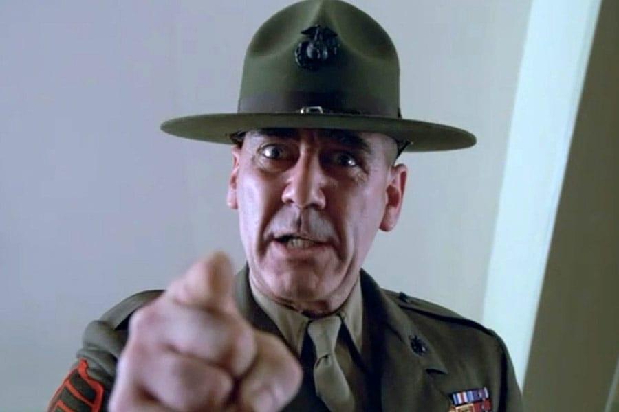 Sergent Hartman