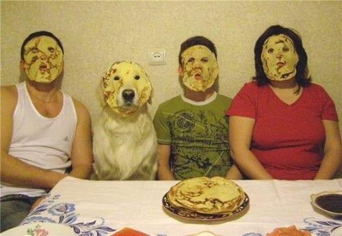 pancake-family-dog-face