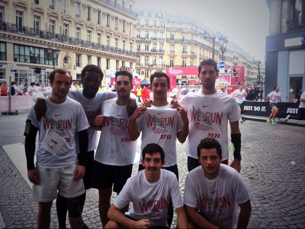 10KM PARIS CENTRE WERUNPARIS 2013