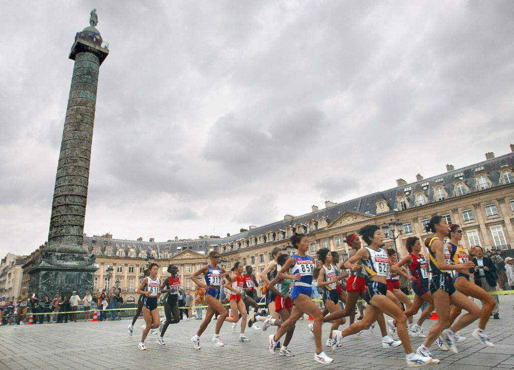 Paris Championnat du monde 2003