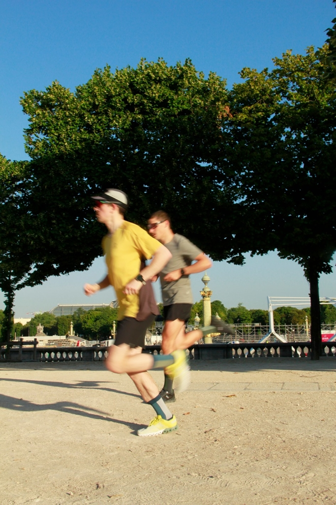 Textile On Running