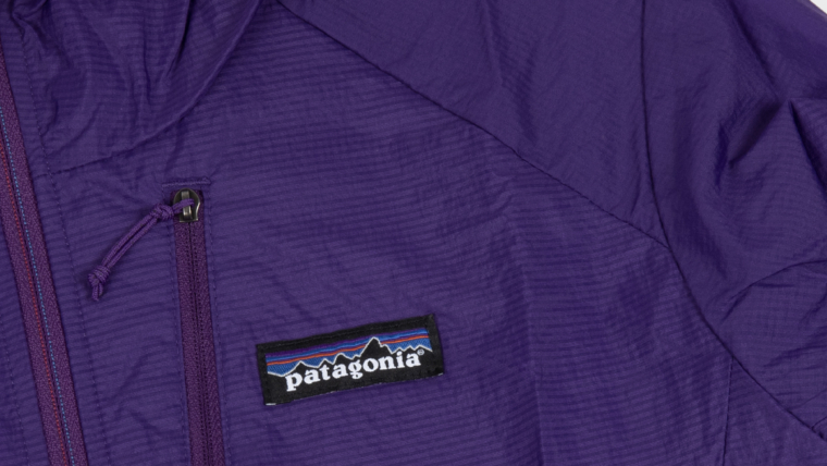PATAGONIA HOUDINI JACKET PURPLE
