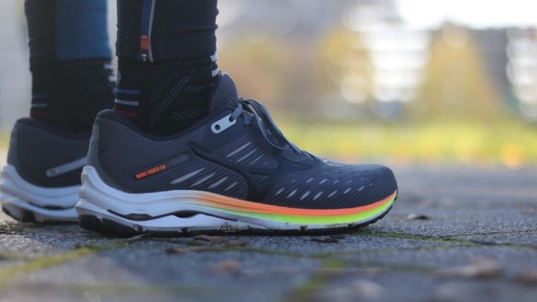 TEST MIZUNO WAVE RIDER 24